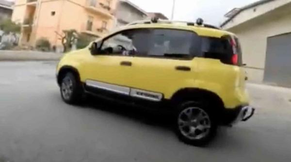 Слепой итальянец сел за руль, но это не чудесное излечение. Теперь ему дорога не на телешоу, а за решётку
