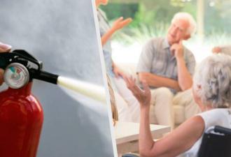 Старушку не пустили в дом престарелых из-за пожароопасной внешности. Взгляд на неё — и вопросов всё больше