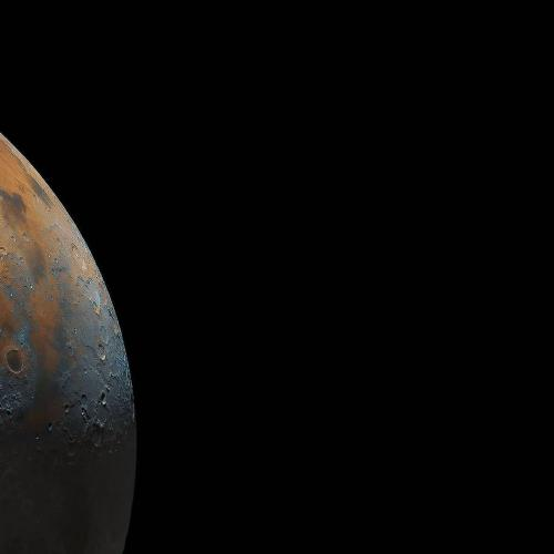 Школьник сделал супердетализированный снимок Луны. Не смотрите на него без очков, ведь это полное затмение