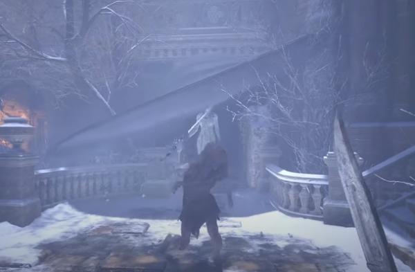 Мод для RE: Village увеличил частичку леди Димитреску. Если такая злодейка и убивает, то доведя до смеха