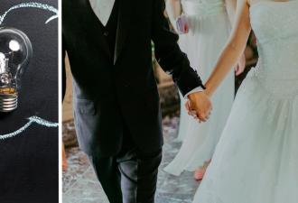 Невеста задала жениху вопрос на свадьбе и сразу её отменила. На такое ответит ребёнок, а будущий муж не смог