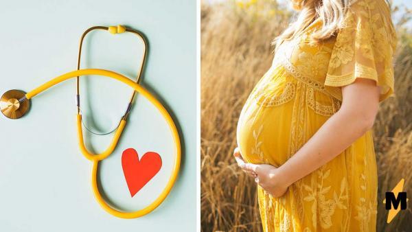Мама ждала рождения третьего ребёнка, но упс. Стало неловко, когда она узнала, что перепутала с беременностью