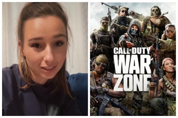 """Блогерша перевела крики бойфренда в """"Warzone"""", разъяснив для девушек их смысл. Парни, теперь вас можно понять"""