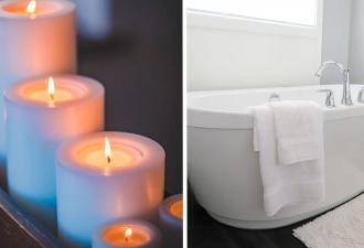 Путешественница думала, что принимает ванны с бомбочкой аромата огня. Пока не поняла, кто горит на самом деле