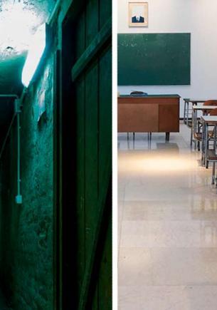 Ученики нашли в школе проход в тайную подземную комнату и сняли на видео. Гарри Поттер, время подвинуться
