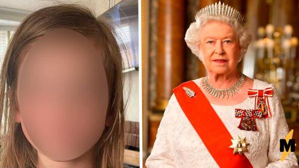 Пятилетка отправила Елизавете II открытку. Ответа никто не ждал – а он пришёл, и очень быстро