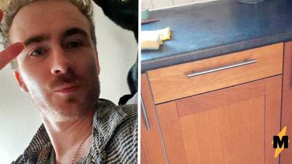 Журналист два года не открывал шкаф на съёмном жилье и пожалел. Одно движение сэкономило бы часы труда