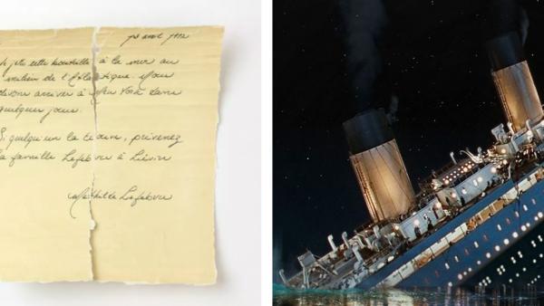"""Туристы нашли у моря бутылку с письмом и зря не верили ему. Место отправления """"Титаник"""" учёные уже подтвердили"""