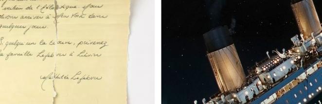 Туристы нашли у моря бутылку с письмом и зря не верили ему. Место отправления «Титаник» учёные уже подтвердили