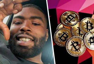Блогер хотел пранкануть криптомир и сделал свою валюту. Стоило показать её в тиктоке, и парень стал богачом