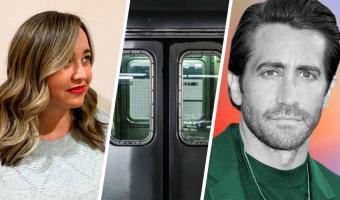 Блогерша зашла в метро, а там — Джейк Джилленхол. Её история — лайфхак «Как легко получить селфи со звездой»