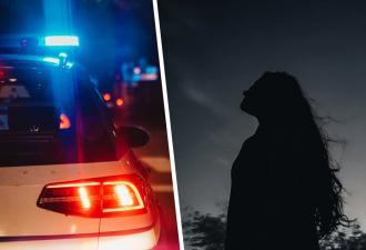 Полицейские искали школьницу, а попали в X-Files. Девочка растворилась в воздухе и засветилась на видео