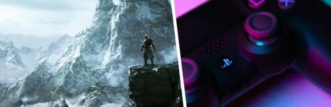 Геймер решил стать Таносом на максималках и начал со Skyrim. Алдуин, теперь ты доволен?
