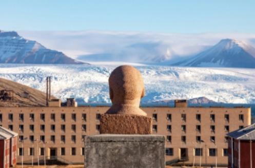 Репортёр показал, как выглядит советский город-призрак. Фото делают больно - он ухоженней современных городов