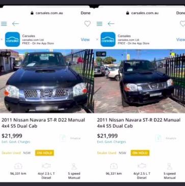 Парень опубликовал в сети объявление о продаже машины – но оно оказалось с подвохом