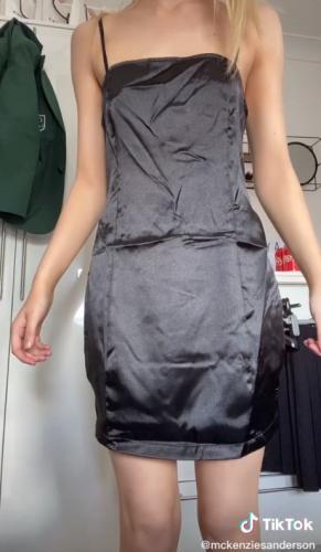 Блогерша мечтала быть Коко Шанель, а стала мешком. Её платье из Интернета - очко в пользу реальных покупок