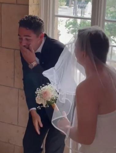 """""""Нет"""", - сказал жених, увидев невесту в платье. Узнав, кто влез в её наряд, вы бы тоже так сказали"""