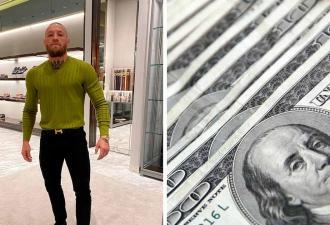 Фаны UFC хейтят Конора Макгрегора, вошедшего в список Forbes. У них есть причина убрать бойца с первого места