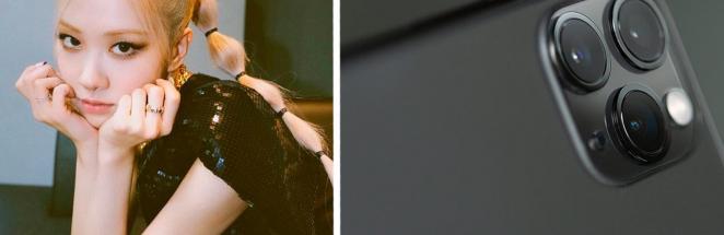 Вокалистка BLACKPINK проверила симметрию лица, и фаны ликуют. Ведь фильтр выдал результат уровня «Идеал»