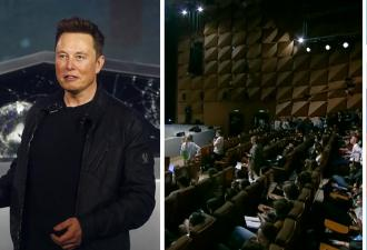 Илон Маск поговорил о России на форуме «Новое знание», и шутки зашли в чат. Tesla на бензине — только начало