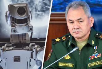 Боевым роботам в России быть, сообщил Сергей Шойгу, и шутки тут. Без Биби из «Смешариков» в них не обошлось