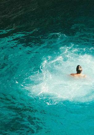 Реддиторша плавала в озере и зря любовалась голубыми водорослями. Их красота оказалась губительной (буквально)