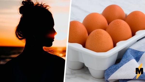 Хозяйка не стала класть яйца в холодильник, и получился эксперимент. Его итоги - нокаут по аппетиту гурманов