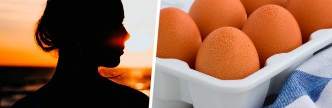 Хозяйка не стала класть яйца в холодильник, и получился эксперимент. Его итоги — нокаут по аппетиту гурманов