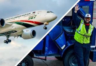 Работник показал загрузку багажа в самолёт, и куда там «Тетрису». Такой тяжкий уровень вы не захотите пройти