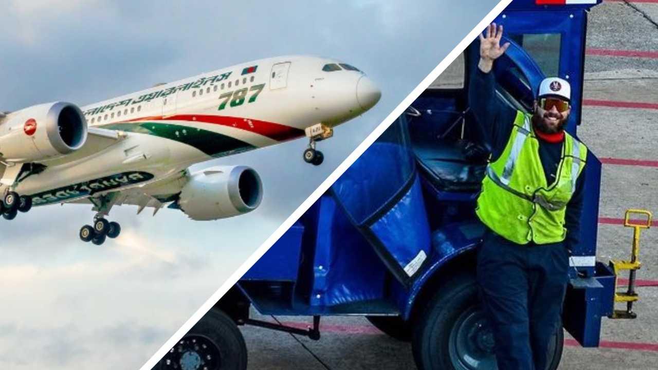 Работник показал загрузку багажа в самолёт, и куда там Тетрису. Такой тяжкий уровень вы не захотите пройти