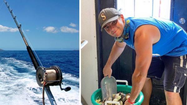 Рыбаки поймали существо родом с Пандоры. Но удивляет другое - увидев зубы рыбы, вы захотите номер её дантиста