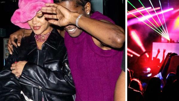 Рианна хотела узнать, где лучшие тусовки, но её с A$AP Rocky не пустили в клуб. Казалось бы, причём тут Дрейк
