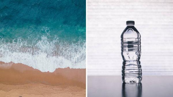 Подросток бросил в море письмо в бутылке и забыл о нём. А через три года ему на почту пришёл ответ