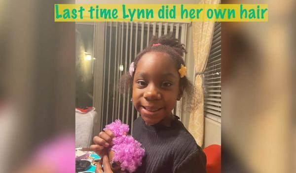 Отец рискнул и доверил стрижку девятилетней дочке. Глядя в зеркало, он плачет (а вместе с ним вся маршрутка)
