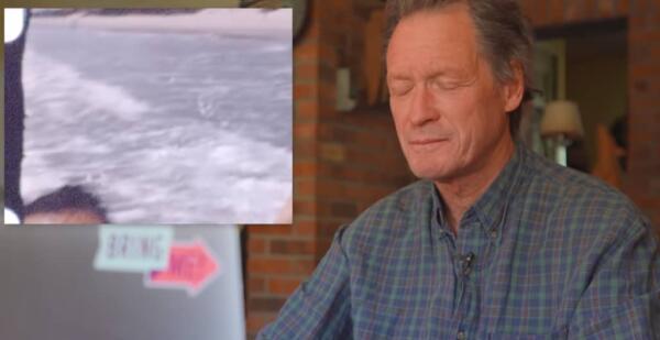 Сын впервые показал отцу видео с дедом - и держитесь. То, что заставляет мужчину плакать, помещается в кулаке