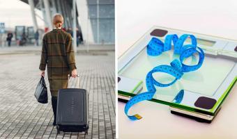 Путешествия для худых, узнала блогерша с размером XL. Её видео из отеля — косплей на Гулливера у лилипутов