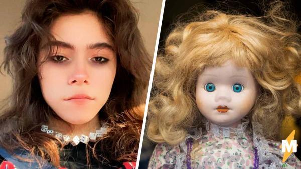 Блогерша нашла криповую куклу и думала, что хоррор не за горами. Но стоило загуглить имя c игрушки, и