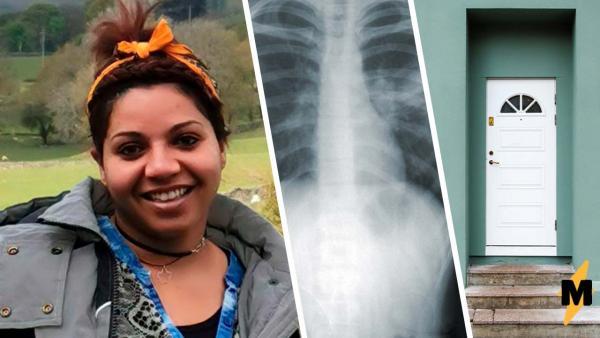 Врачи не понимали, почему пациентке тяжело дышать, а вскоре забили тревогу. Больную пытался убить её дом