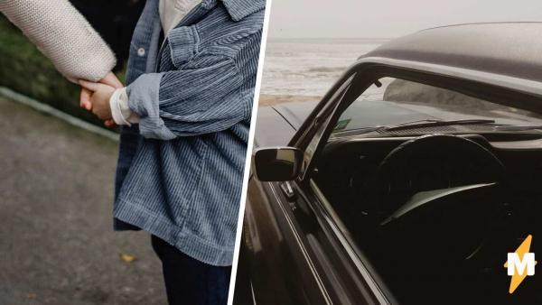 """""""Хочешь увидеть океан?"""" - сказала девятилетка и стащила ключи у папы. Ещё больше удивил возраст её пассажира"""