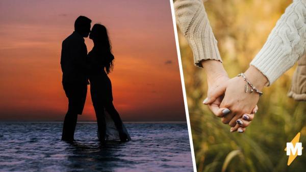 Пара отправилась в медовый месяц, и муж остался в нём навсегда. Жена не рассталась с ним, а вернулась с другой