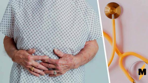 Врачи увидели живот пациента и решили - там двойня. Он не беременный, но вернётся домой не один