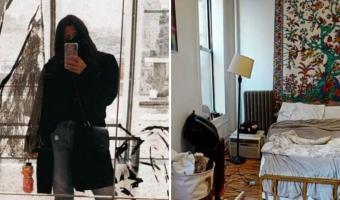 Блогерша показала подписчикам фото квартиры с призраком, но упс. Ответ незнакомки «Это же я» сломал девушку