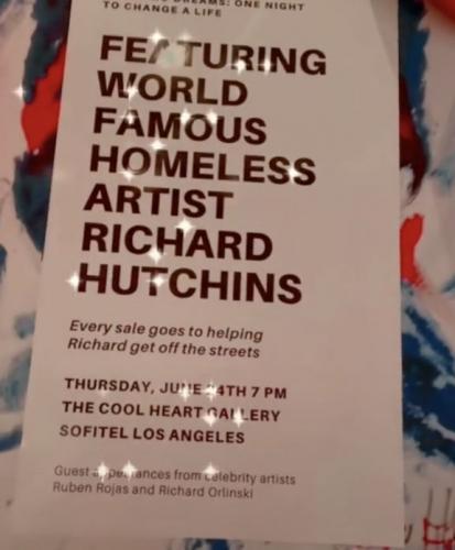 Бездомный художник за день стал богатым. Одна встреча с незнакомцем - и он никогда не вернётся на улицу