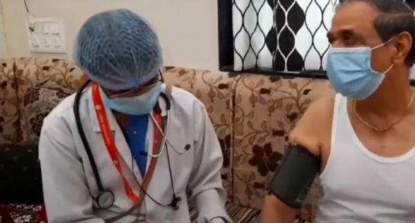 Люди Икс, принимайте новобранца. Мужчина вакцинировался от СOVID-19 и выдал лучший косплей на Магнето