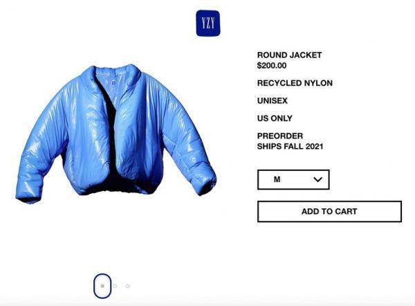 «Сам носи этот мусорный мешок», - троллят модники Канье Уэста. Вы с ними согласитесь, увидев куртку от рэпера