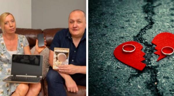 Отец ждал открытку от дочки, но дождался лещей от жены. Увидев письмо, она разбила ноутбук и попросила развод