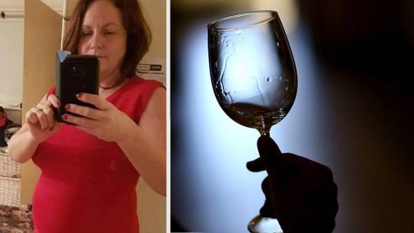 Мама пила по 10 бутылок вина в неделю, а бросив, лишилась лица. Из зеркала на неё теперь смотрит незнакомка