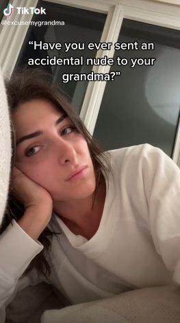 Что будет, если отправить бабушке нюдсы? Внучка ошиблась чатом, а в ответ получила троллинг сотого уровня