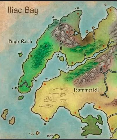 Фаны нашли в тизере Starfield пасхалку Elder Scrolls. Один арт, и люди верят - они знают локацию шестой части