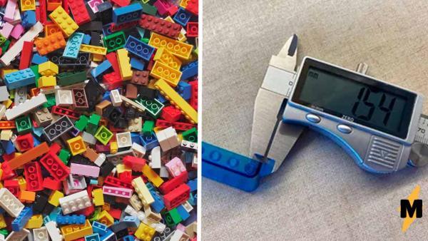 Отец показывал сыну, как собирать Lego, и разочаровался. Современный конструктор — для слабаков, уверен он
